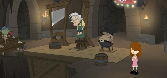 Головоломка Anna's Quest вышла на PS4, Xbox One и Nintendo Swich