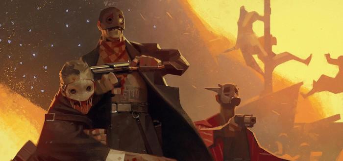 Deathloop займет на PS5 всего 17 гигабайт
