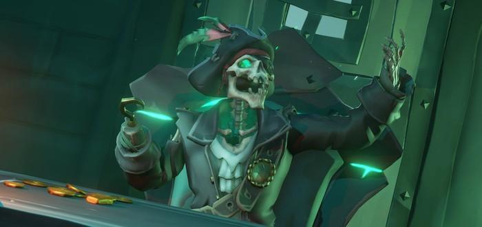 Игроки нашли в новом дополнении Sea of Thieves пасхалки Monkey Island