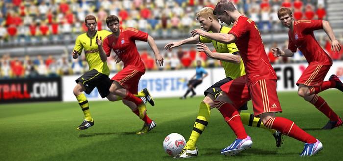 Обзоры FIFA 14