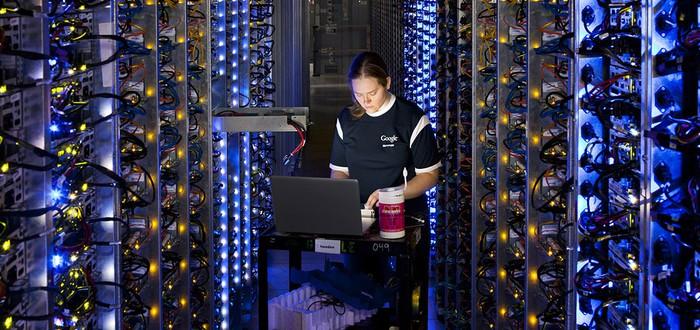 Google потратила $21 миллиард на дата-центры