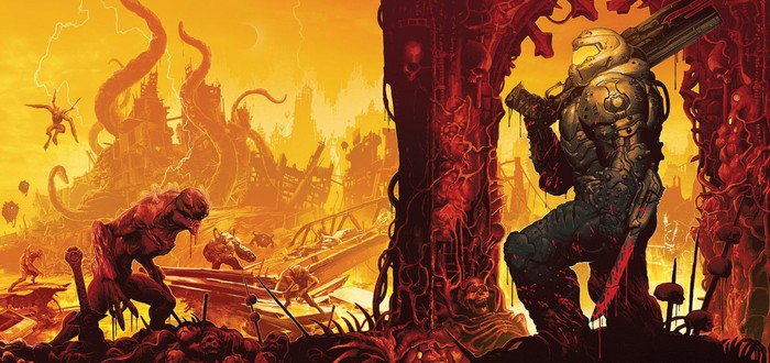 """id Software отменила режим """"Вторжение"""" для DOOM Eternal"""