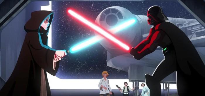 Представлен трейлер Star Wars: Visions — аниме-антологии по Звездным войнам