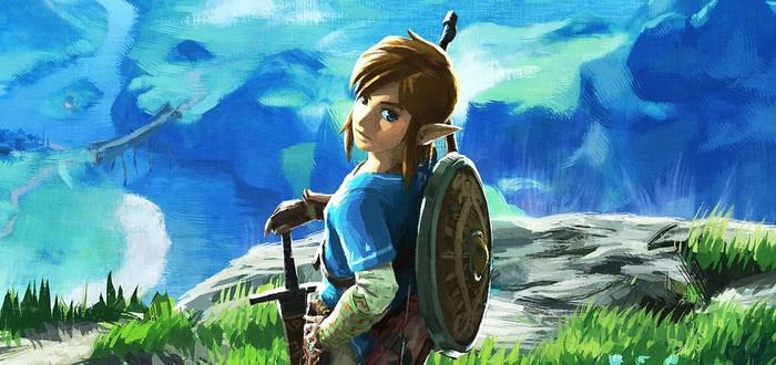 Запечатанный картридж Legend of Zelda для NES продают за 110 тысяч долларов