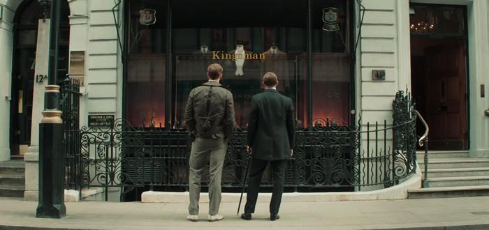 "Новый трейлер шпионского боевика ""King's man: Начало"""