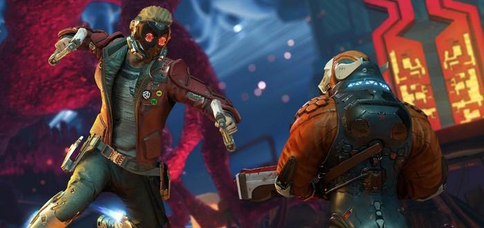 В Guardians of the Galaxy в два раза больше диалогов, чем в Deus Ex: Mankind Divided
