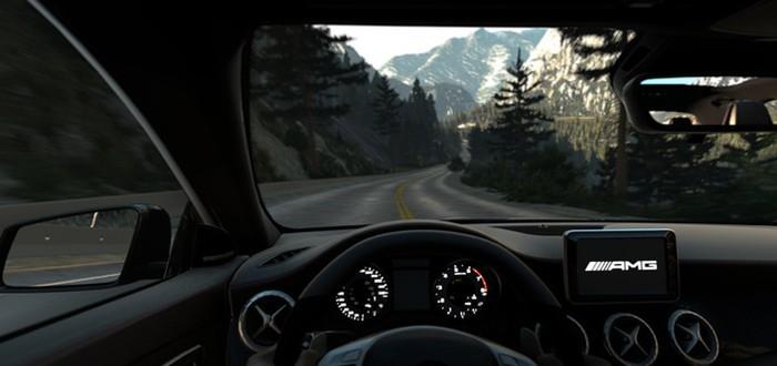 Новый трейлер DriveClub (Mercedez-Benz AMG)