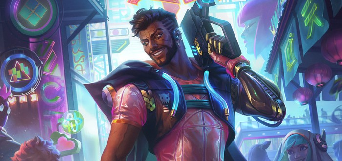 Трейлер нового чемпиона League of Legends Акшана