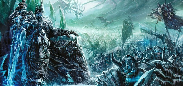 Z-Man Games и Blizzard выпустят настолку по World of Warcraft: Wrath of the Lich King