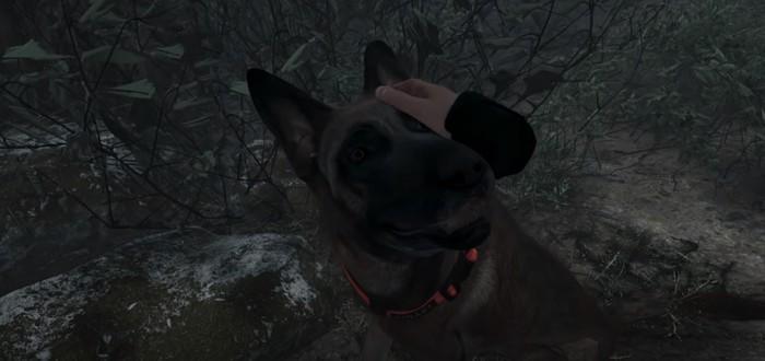 Хоррор Blair Witch получил VR-версию для Oculus Rift — в ней можно гладить собаку