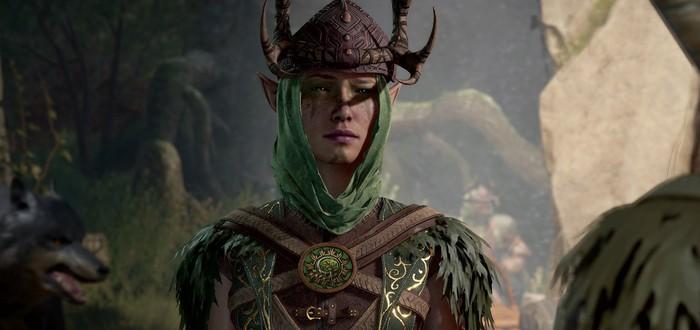 Baldur's Gate 3 получит поддержку NVIDIA DLSS