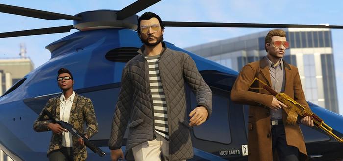 """Для режима """"Выживание"""" в GTA Online добавили 7 новых карт"""