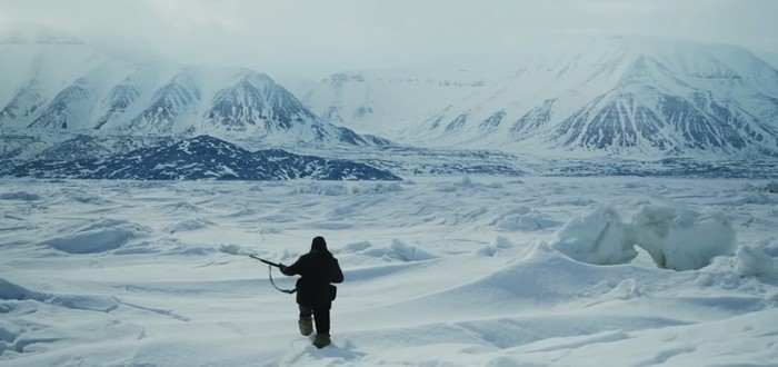 """Выживание в арктических пустошах в трейлере мини-сериала """"Северные воды"""""""