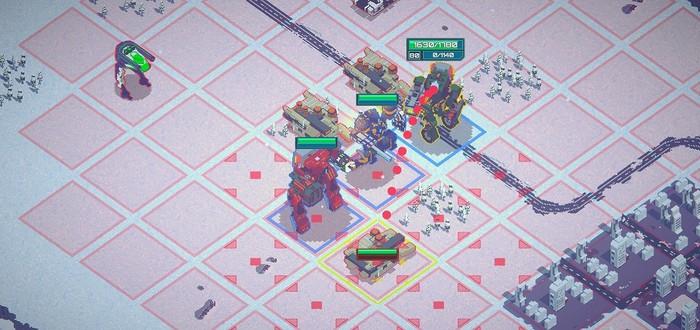 Анонсирован Ignited Steel: Mecha TBT — тактический рогалик про войну человечества с ИИ