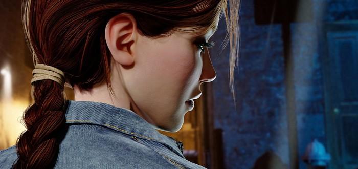 Обновленная модель Лары Крофт в трейлере фанатского ремейка Tomb Raider: The Angel of Darkness