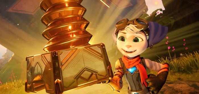 UK-чарт: Ratchet & Clank Rift Apart снова первая на фоне новых поставок PS5