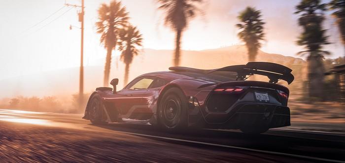 Разработчики Forza Horizon 5 рассказали о звуках автомобилей