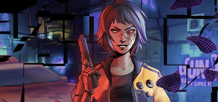 Экшен Glitchpunk появится в раннем доступе Steam в августе