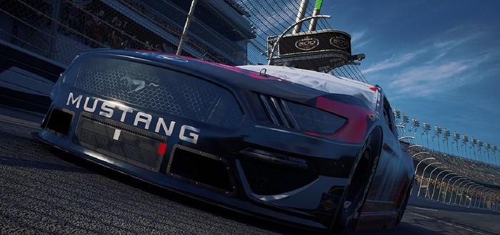 Гоночный симулятор NASCAR 21 выйдет в конце 2021 года