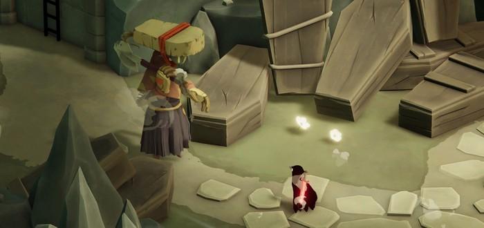 Разработчики Death's Door опубликовали второй геймплейный трейлер