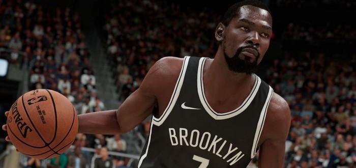NBA 2K22 будет портом с пастгена на PC второй год подряд