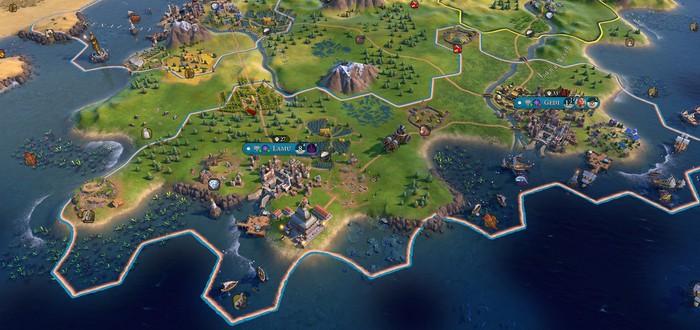 Известный моддер Civilization 6 сделал океаны гораздо полезнее с новыми ресурсами