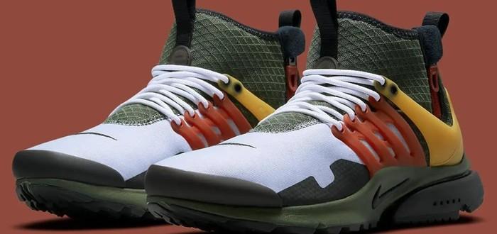 Nike представила кроссовки в стиле Бобы Фетта и Дарта Вейдера
