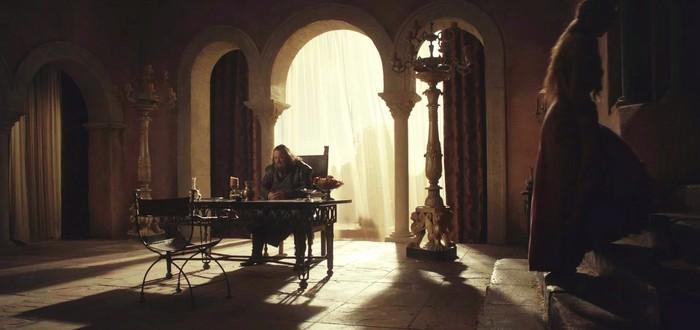 Game Of Thrones: фото со съемочной площадки