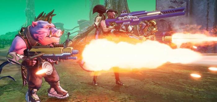 Space Punks будет работать на PS5 и Xbox Series в 60 FPS