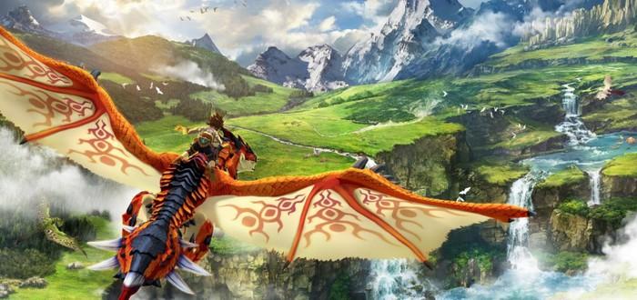 Поставки Monster Hunter Stories 2: Wings of Ruin превысили миллион копий