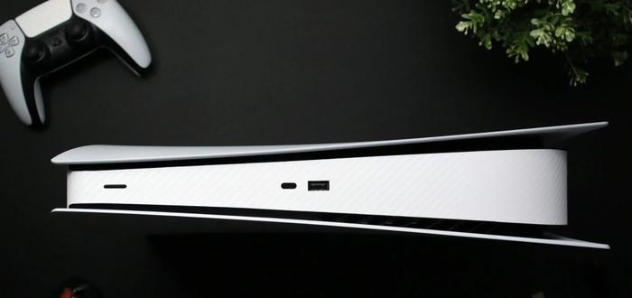 В сети заметили новую ревизию PlayStation 5 Digital — она легче на 300 грамм