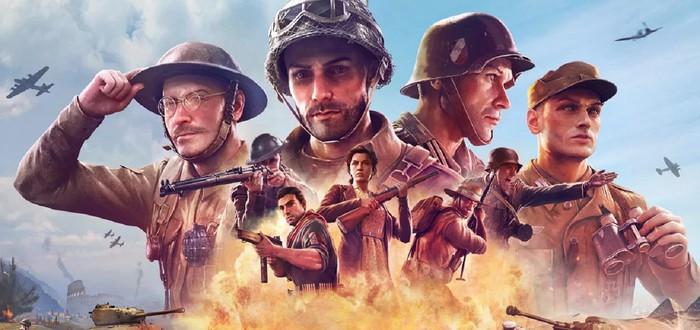 Подробности управления войной на тактической карте и полях сражений в новых трейлерах Company of Heroes 3
