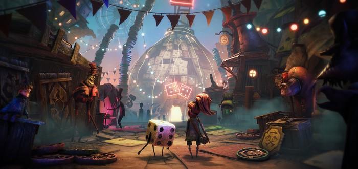 Lost in Random выйдет 10 сентября — опубликован новый геймплейный трейлер