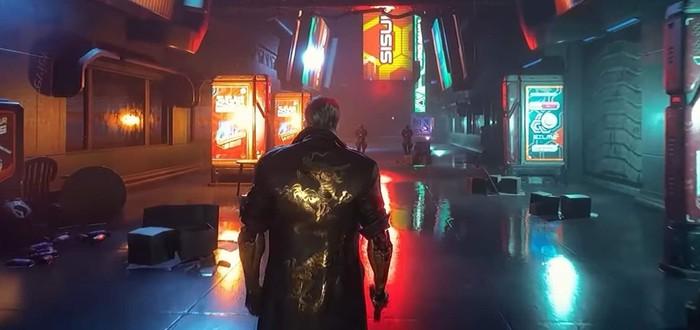 Летающие машины, вечный дождь и погоня за преступником в геймплее киберпанк-экшена Vigilance 2099