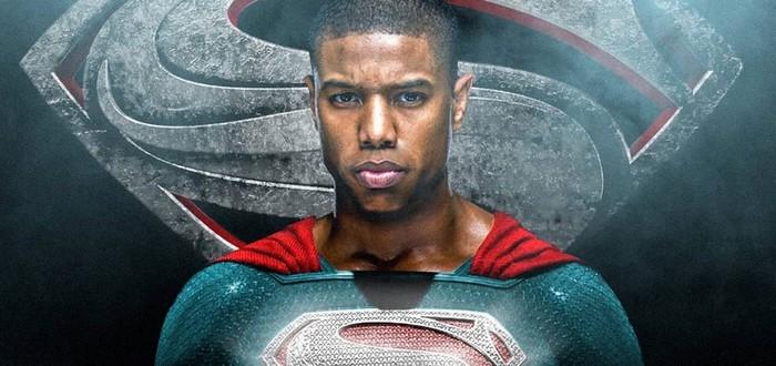Сериал про чернокожего Супермена в разработке у HBO, продюсирует Майкл Б. Джордан