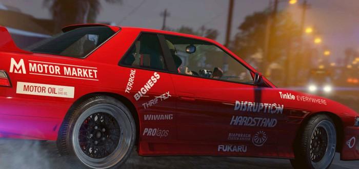 Обновление Los Santos Tuners для GTA Online стало самым популярным в истории игры