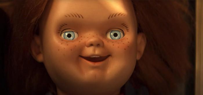 """Кукла-убийца терроризирует американский городок в первом трейлере шоу """"Чаки"""""""