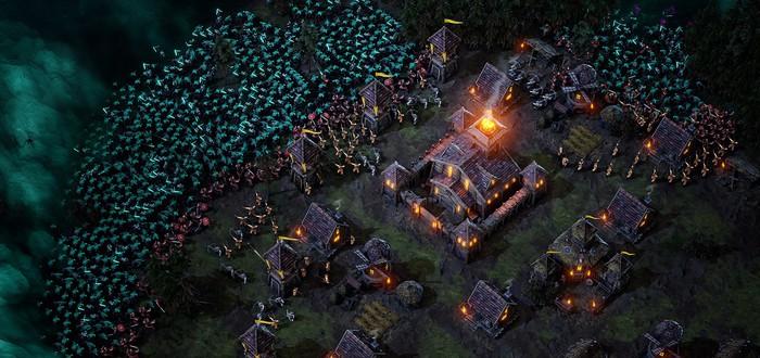 """Разработчики сурвайвал-стратегии Age of Darkness вдохновлялись битвой с Белыми Ходоками из """"Игры Престолов"""""""