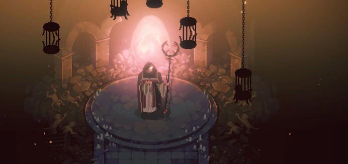 Релизный трейлер динамичного инди-экшена Eldest Souls