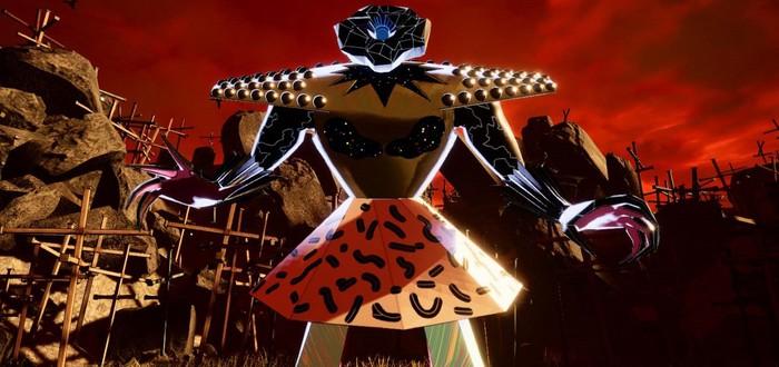 Отаку-убийца против десяти галактических супергероев — трейлер No More Heroes 3