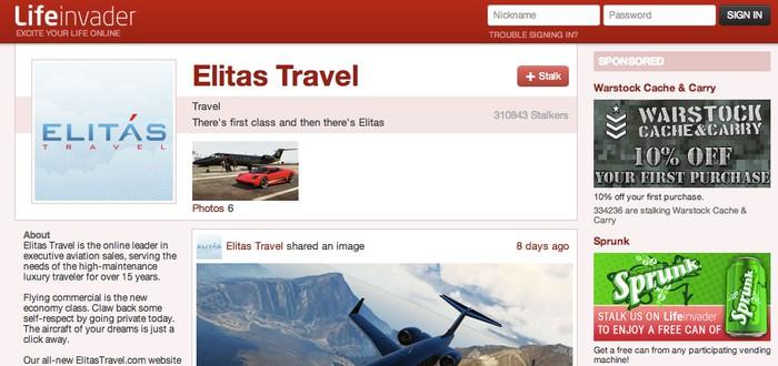 Гайд GTA 5: все внутриигровые сайты