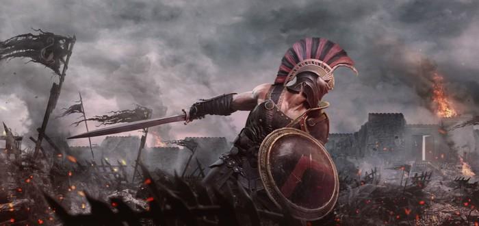 Циклопы, скелеты и воины в трейлере экшен-RPG Achilles: Legends Untold