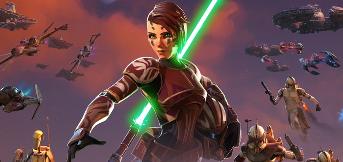 Вышло технодемо фанатской игры Star Wars Redemption