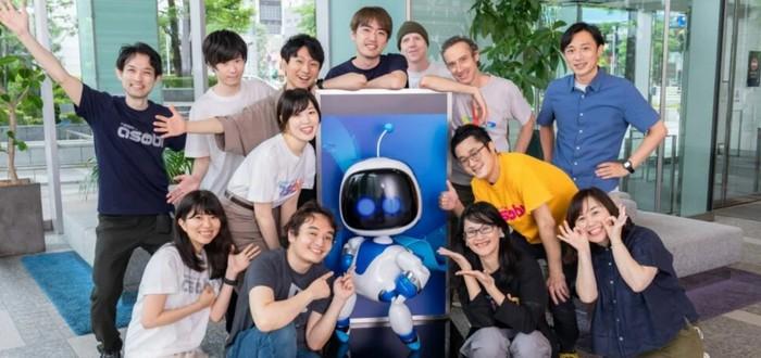 Разработчики Astro's Playroom работают над своей самой амбициозной игрой