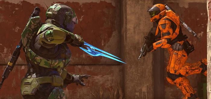 В файлах Halo Infinite нашли упоминания королевской битвы