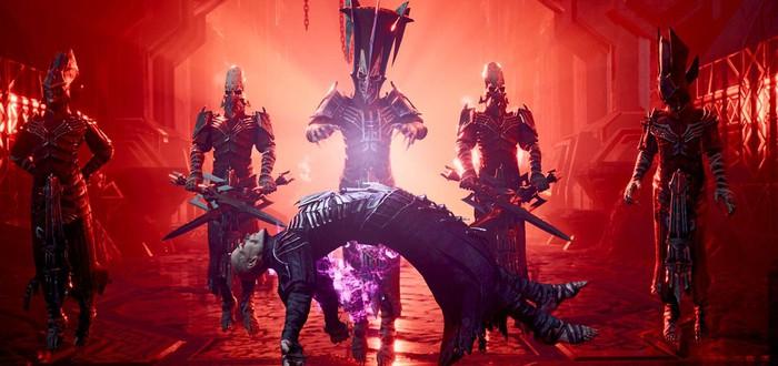 Dark Alliance получила патч с исправлениями ИИ и сетевой игры