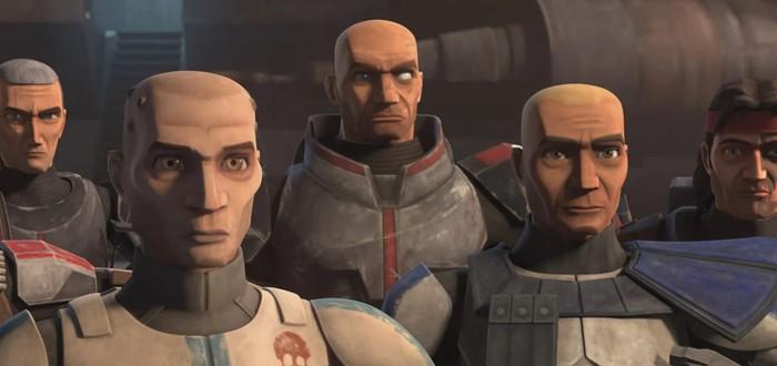 Мультсериал Star Wars: The Bad Batch продлен на 2 сезон