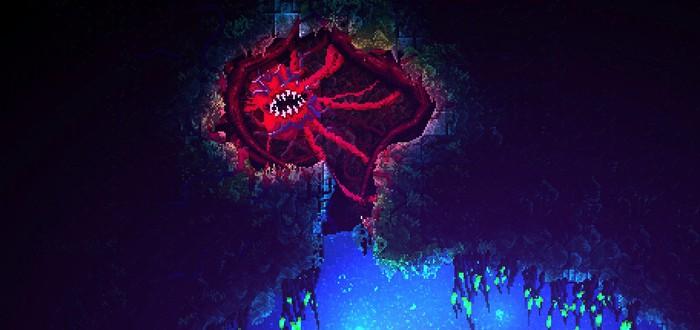 Пиксельный хоррор Carrion выйдет на PS4 в этом году