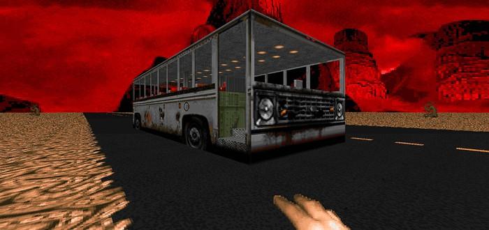 Ютубер записал кавер на заглавную тему CrazyBus в стиле Doom по просьбе Мика Гордона
