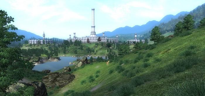 Для The Elder Scrolls IV: Oblivion вышли три набора с HD-текстурами